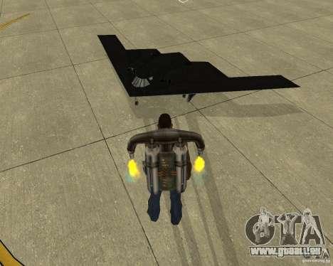 B-2 Spirit Stealth für GTA San Andreas