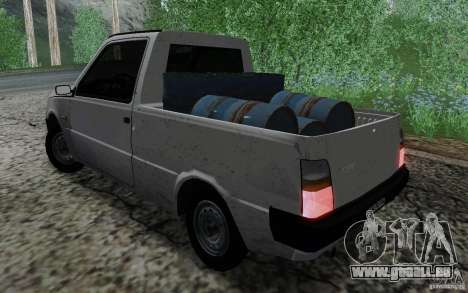 SEAZ Oka Pickup pour GTA San Andreas vue de droite