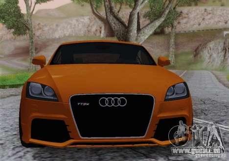 Audi TT-RS Coupe pour GTA San Andreas vue de droite