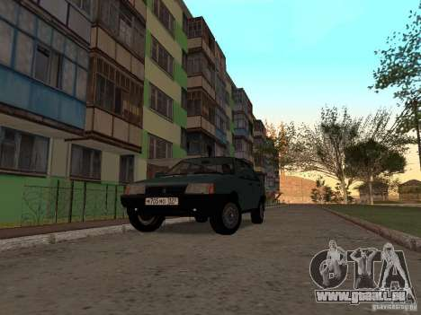 VAZ 21099 CR v. 2 für GTA San Andreas