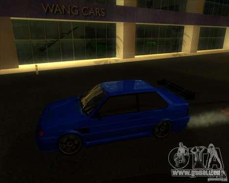 VAZ-2115-Coupé für GTA San Andreas linke Ansicht