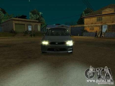 Staude von GTA 4 für GTA San Andreas rechten Ansicht