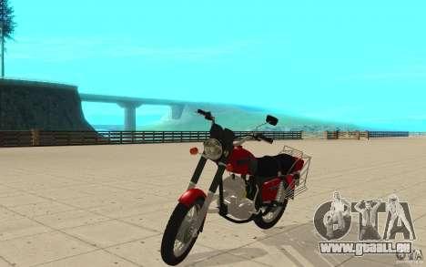 IZH Planeta 5 pour GTA San Andreas