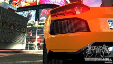 Lamborghini Aventador LP700-4 2011 EPM pour GTA 4 est un côté