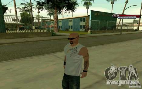 Mexican Drug Dealer pour GTA San Andreas