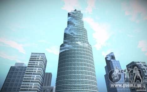 HD-Wolkenkratzer für GTA San Andreas