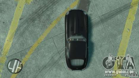 Jaguar XK E-type für GTA 4 rechte Ansicht