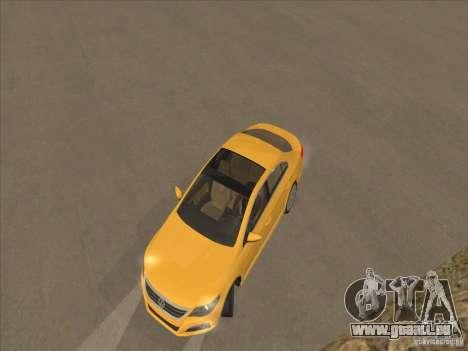 Volkswagen Passat CC pour GTA San Andreas vue de côté