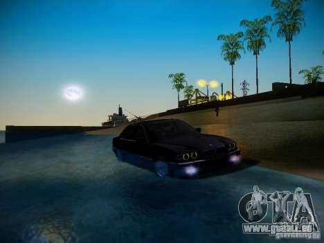 ENBSeries by Avi VlaD1k v3 pour GTA San Andreas quatrième écran