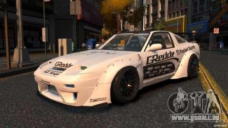 Nissan 380SX BenSopra RIV pour GTA 4