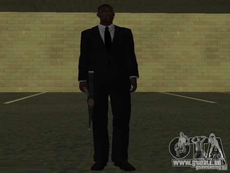 Les gardes du corps pour GTA San Andreas cinquième écran