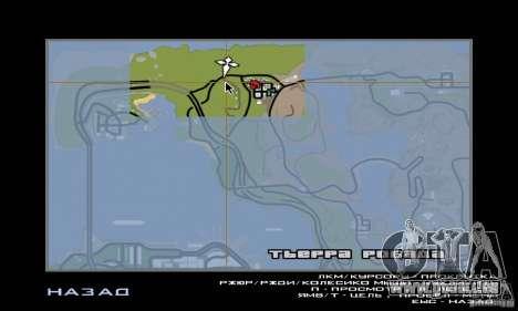 Entspannung im Tal für GTA San Andreas her Screenshot