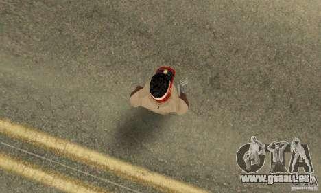 New Era Cap für GTA San Andreas fünften Screenshot