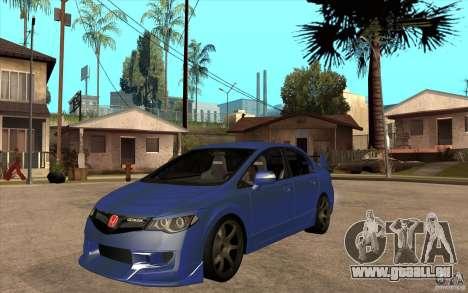 Honda Civic Mugen v1 für GTA San Andreas
