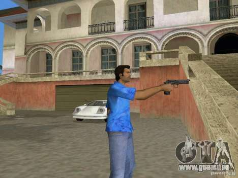 New Reality Gameplay für GTA Vice City fünften Screenshot
