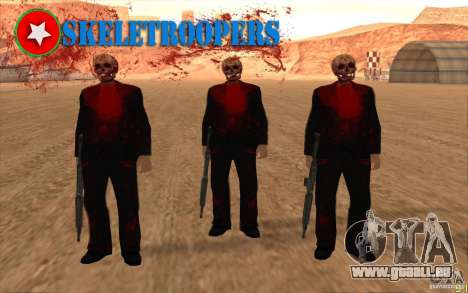 Créatures mystiques pour GTA San Andreas neuvième écran