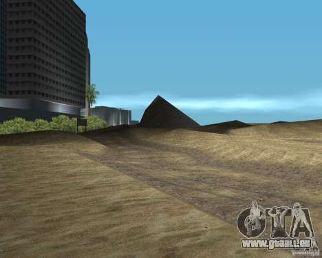 Nouvelles textures VC pour GTA UNITED pour GTA San Andreas quatrième écran