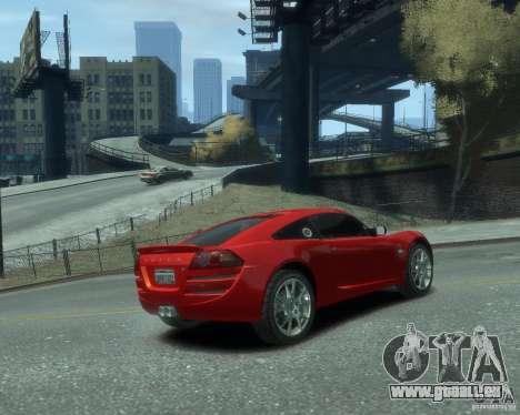 Lotus Europa S pour GTA 4 Vue arrière de la gauche