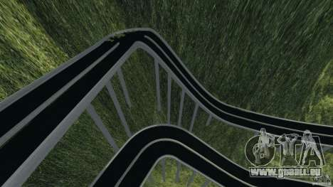 MG Downhill Map V1.0 [Beta] für GTA 4 weiter Screenshot