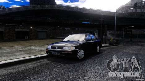 Toyota Corolla 1.6 für GTA 4