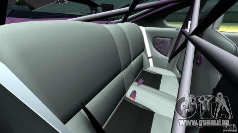 Toyota Supra Top Secret für GTA 4 Seitenansicht