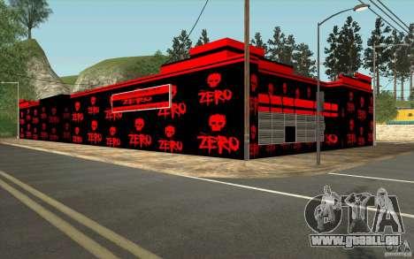Un nouveau village Dillimur pour GTA San Andreas cinquième écran