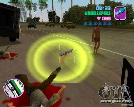 USP-45 dans un désert mourir de pour le quatrième écran GTA Vice City