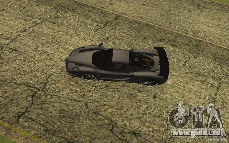Ferrari Enzo ImVehFt pour GTA San Andreas laissé vue