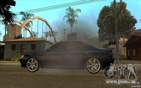 Peugeot 406 Taxi für GTA San Andreas linke Ansicht