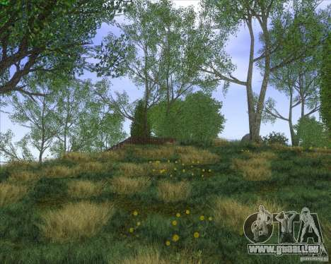 Project Oblivion HQ V1.1 für GTA San Andreas siebten Screenshot