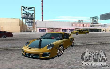 Advanced Graphic Mod 1.0 pour GTA San Andreas quatrième écran