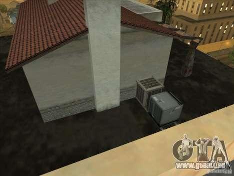 Karte für Parkour und bmx für GTA San Andreas