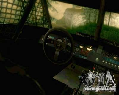 Ickler Jimco Buggy für GTA San Andreas obere Ansicht