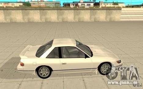 Nissan Silvia S13 pour GTA San Andreas laissé vue