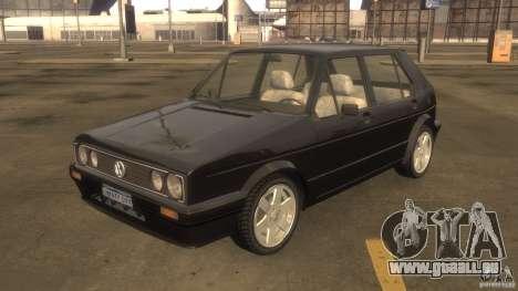 Volkswagen Golf pour GTA 4