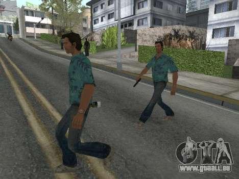 Neue Skins Grove Street für GTA San Andreas