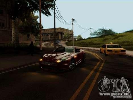 ENBSeries pour GTA San Andreas troisième écran