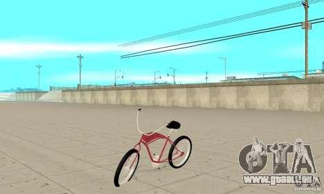 Classic Bike für GTA San Andreas