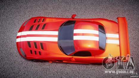 Dodge Viper RT 10 Need for Speed:Shift Tuning pour GTA 4 est un droit
