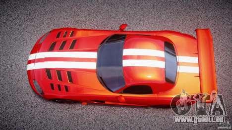 Dodge Viper RT 10 Need for Speed:Shift Tuning pour GTA 4 est un droit