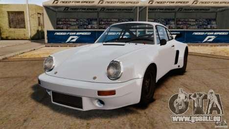 Porsche 911 Carrera RSR 3.0 Coupe 1974 pour GTA 4