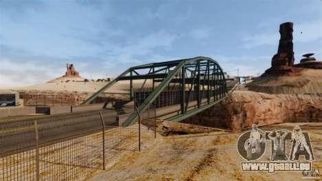 Ambush Canyon für GTA 4 Sekunden Bildschirm