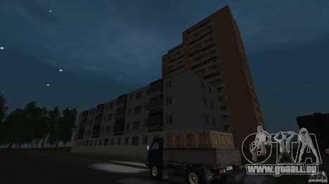 Arzamas bêta 2 pour GTA San Andreas huitième écran