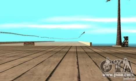 Dan Island v1.0 pour GTA San Andreas sixième écran