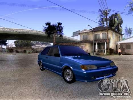 VAZ 2113 Stock pour GTA San Andreas laissé vue