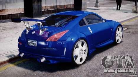 Nissan 350Z Veilside Tuning pour le moteur de GTA 4
