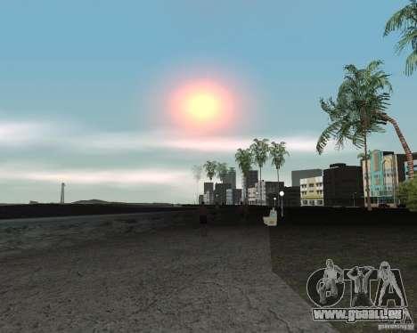 Nouvelles textures VC pour GTA UNITED pour GTA San Andreas deuxième écran