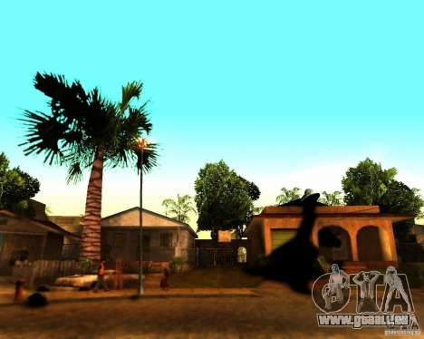 ENB For medium PC für GTA San Andreas fünften Screenshot
