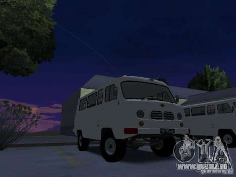 UAZ 450А für GTA San Andreas