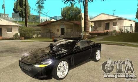 GTA IV SuperGT pour GTA San Andreas